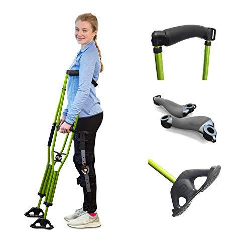 Sports Swings Underarm Crutch