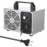 Generatore di ozono disinf-ettan-te 24g/h per casa,purificatore aria ozonizzatore per ambienti,st-erilizz-atore d'aria ozone