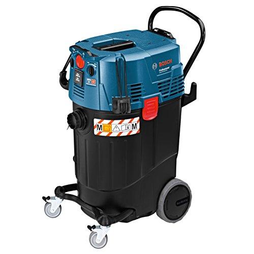 avis classement aspirateur professionnel Bosch Professional06019C3300 Aspirateur eau et poussière GAS55 M AFC (capacité du réservoir 55 l,…