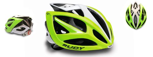 Rudy Project Airstorm - Casco de Ciclismo Multiuso, Color Multicolor, Talla L