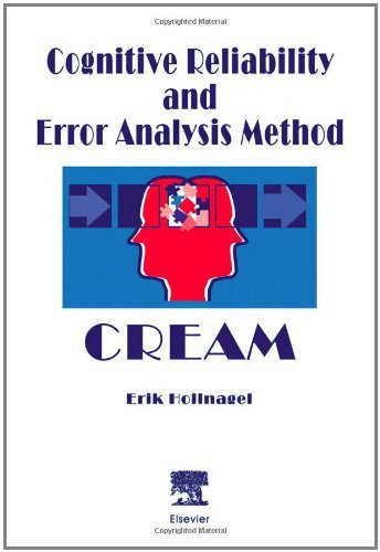 Cognitive Reliability and Error Analysis Method (CREAM) (English Edition)