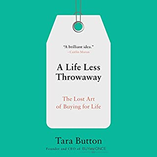A Life Less Throwaway audiobook cover art