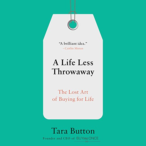 A Life Less Throwaway audiobook cover art