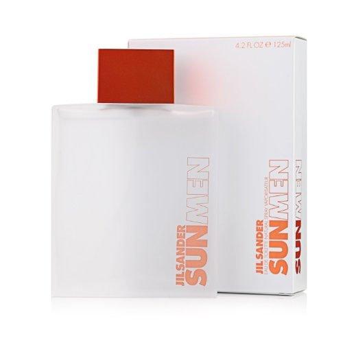 Jil Sander Sun homme/man, Eau de Toilette Vaporisateur, 1er Pack (1 x 125ml)
