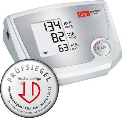 Boso medicus uno vollautomat.Blutdruckmessgerät 1 stk by boso