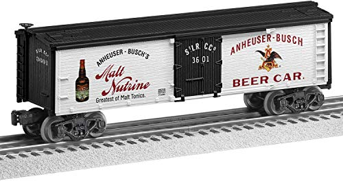 Lionel Malt Tonics, Electric O Gauge Model Train Cars, Reefer