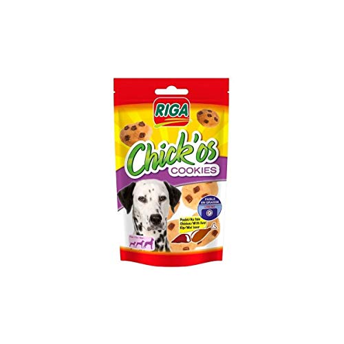 Riga - CHICK'OS Cookies - 75 g