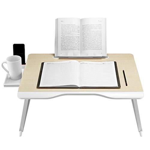 Tableau De Lit De Support D'ordinateur Portable, Bureau Debout Portatif, Support D'écriture D'étude De Lecture De Livre