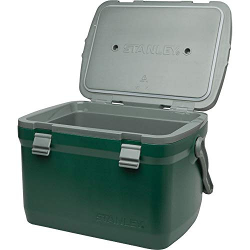Stanley Unisex– Erwachsene Adventure Cooler 15,1 l Kühlbox, 15.1 Liter, grün