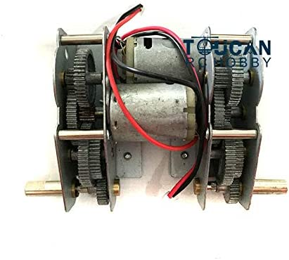 Henglong 1 16 RC Tank Zink ML49mm 3848 3819 38 3818 3849 Gearbox Popular product 2021 spring and summer new