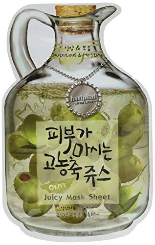FRUIT FIX BAVIPHAT MASCARILLA Olive 1UN, Mask Mixte, Negro, Seulement