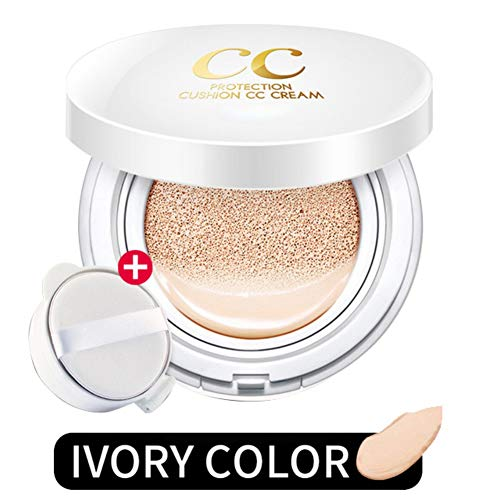 Allbesta Air Cushion CC Cream Isolation Concealer Hydrating Natural Make-Up Oil-Control