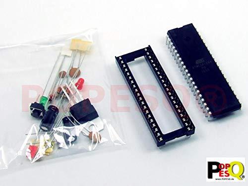 Sanguino Arduino Standalone KIT ATMEGA1284 mit/with SANGUINO Bootloader - 5V Spannungsstabilisator, MCU #A933