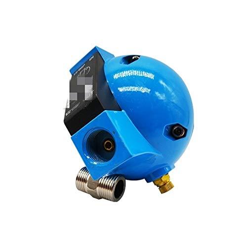 Controlador automático de nivel de agua Tornillo neumático compresor de aire esférica del tipo de bola de agua flotante bomba dispensadora de almacenamiento de aire de la válvula de drenaje del tanque