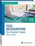 Cch Accounting for Income Taxes, 2020 Edition