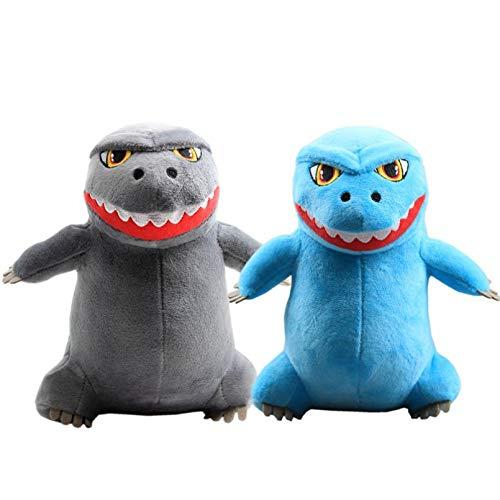 jiuyin Plüschtiere Toys 20 cm Cartoon Godzillas Plüschtiere King Kong AFFE Gefüllte Weiche Tier Dino Kissen Spielzeug Kinder Kinder Geburtstagsgeschenk