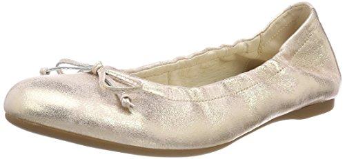 Gabor Shoes Damen Gabor Casual Geschlossene Ballerinas, Mehrfarbig (Rame), 37 EU (4 UK)