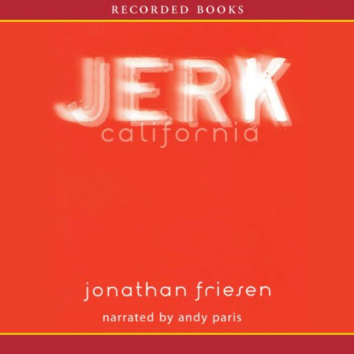 Jerk, California audiobook cover art