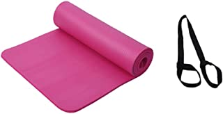 BESPORTBLE Yoga Mat Exercise Mat Workout Mat Fitness Mat Sports Mat for Women and Men Home Exercise