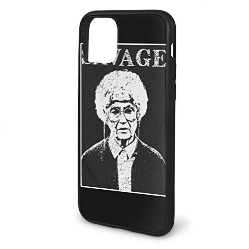 SLDFJLATEE Funny The Golden Girls Savage Sophia Petrillo Case for iPhone 11 / Pro/Pro Max iPhone 11 Pro Max