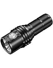 IMALENT MS03 EDC LED zaklamp 13000 lumen High Lumen MINI zaklamp 6 Modes zoom,Aangedreven door oplaadbare 21700 4000mAh Li-ion batterijen IPX8 Waterdichte Van toepassing op Camping,Noodverlichting