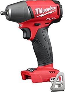 "Milwaukee 2754-20 - M18 FUEL 3/8"" Compact Impact Wrench w/ Friction Ring -Bare Tool"