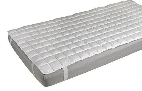 Traumina Exclusive Merino comfortpad 180 x 200 cm scheerwol