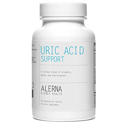 Alerna Kidney Health: Uric Acid Support with Tart...