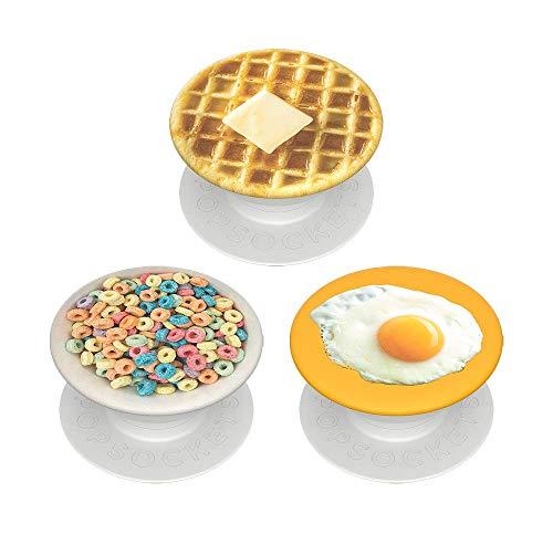 Preisvergleich Produktbild PopSockets: Ausziehbarer Sockel und Griff für Smartphones und Tablets - Breakfast Club