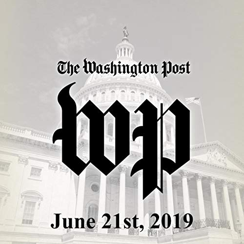 June 21, 2019 copertina