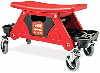 Griot's Garage Compact Sit-On Creeper