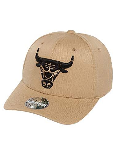 Mitchell & Ness Uomo Cappellini / Snapback Cap The sand and Black 2-Tone NBA Chicago Bulls