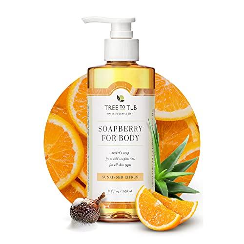 Sensitive Skin Body Wash by Tree to Tub - pH 5.5...