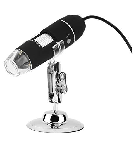 Camara Espia Mini Camara Microscopio Digital USB 40-1600X