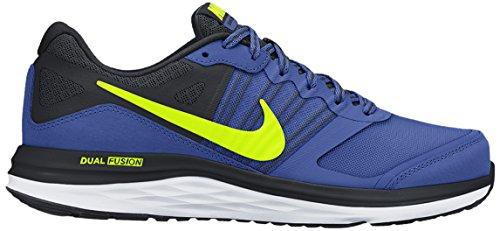 Nike - 716892 470 Ragazzi, Multicolore (Azul Royal/Amarillo/Negro), 36,5 EU