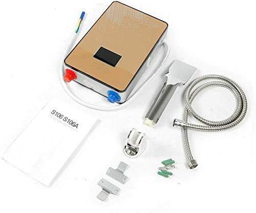 6,5KW 220V Digital Elektrisch Durchlauferhitzer Dusche Badezimmer Warm Tankless Warmwasser Set Schnell Water Heater Warmwasserbereiter 220V / 50 Hz