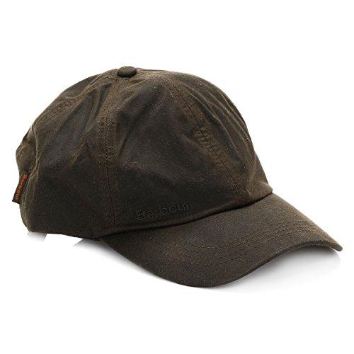 Barbour Wax Sports Cap Olive-Gorras