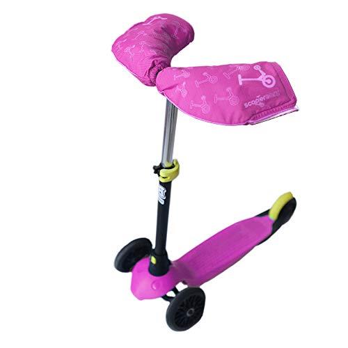 scooterearz pink handwarmers