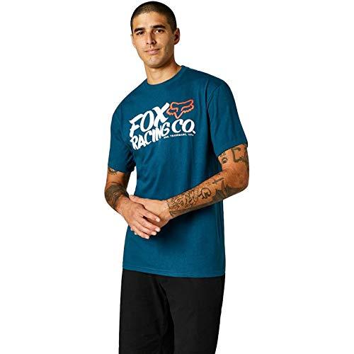 Fox Camiseta Wayfarer - Algodón Hombre Talla: X-Large