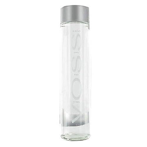 Voss Water Bottle Glass: Amazon co uk
