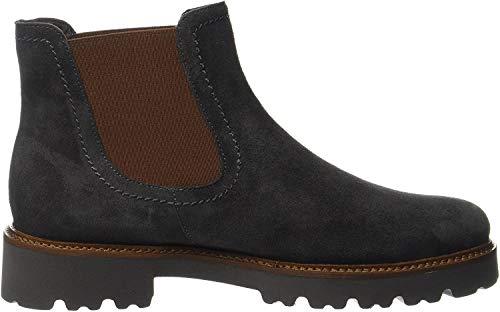 Gabor Shoes Damen Fashion Stiefel, Grau (19 Pepper (Teak), 40 EU