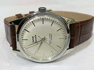 HMT Janata機械腕時計–シルバーダイヤル