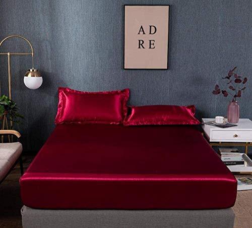 Einbaublech-Doppel-, King-Bett-Bettbettbetten für Männer und Frauen-Schlafzimmer,...
