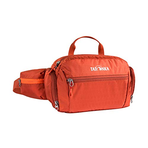 Tatonka Hip Bottle Double Sac Banane, Mixte, 2228, Redbrown, 24 x 16,5 x 6 cm