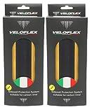 2本セット Veloflex Master SPS マスター クリンチャータイヤ 700c ヴェロフレックス (700x25c(25-622)) [国内正規輸入品] [並行輸入品]