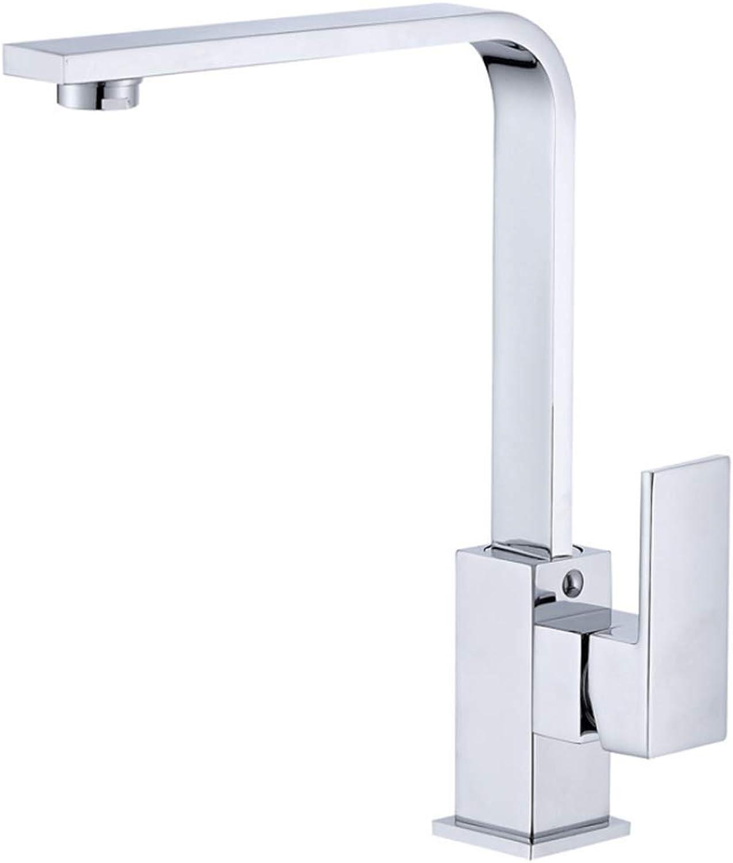Küche Mehrzweck Kupfer Kupfer Krper Platz sieben Zeichen heies und kaltes Wasser Wasserhahn 360-Grad-Drehung Waschbecken Waschbecken Wasserhahn