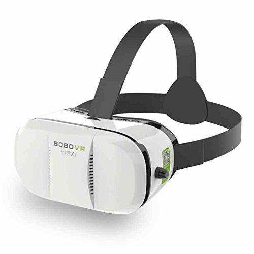 VR Virtual Reality Glasses 3D Gafas Inteligentes Juegos de Auriculares Box Helmets Mobile 3D Cinema