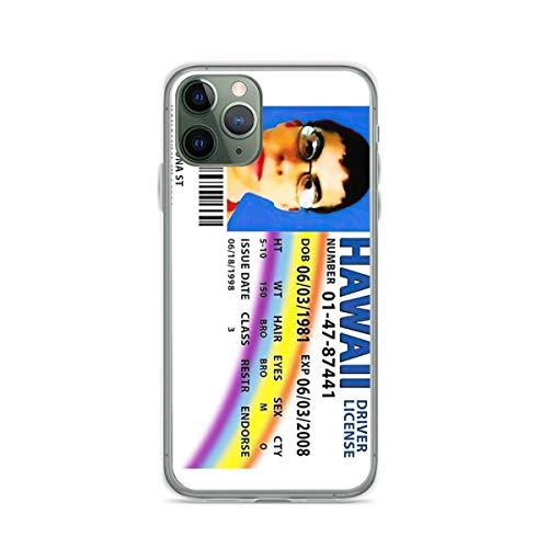 Jinfugongmao Compatible con iPhone 6 6s 7 Plus 8 Plus X XS XR 11 Pro MAX SE 12 Pro MAX Funda McLovin Superbad Drivers License Replica Cajas del Teléfono Cover