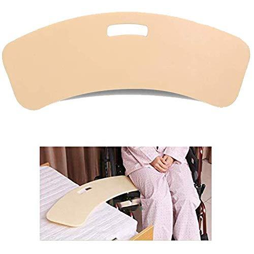 Transfer Board - Patiënt Slide Assist Device voor het overbrengen van de patiënt van rolstoel naar bed, badkuip, auto - Bariatrisch heavy-duty houten glijdend transportplatform