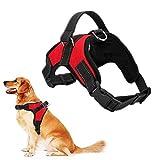 Regolabile Cani Animali Pet Rope Cane Dog Harness,Pettorina per Cani Traspirante Confortevole...